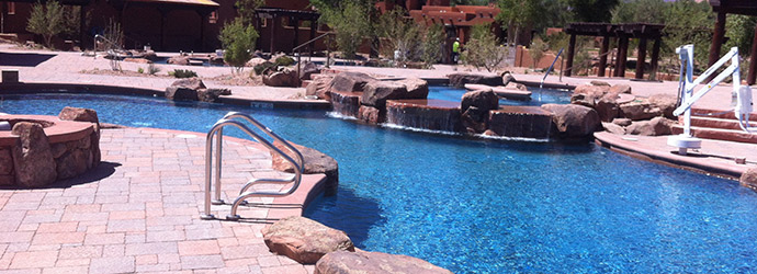 Palisade Pool | Rocky Mountain Hardscapes | Colorado Pavers
