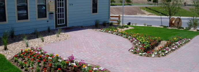 Paver Patio Denver