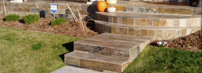 hardscape stairs denver