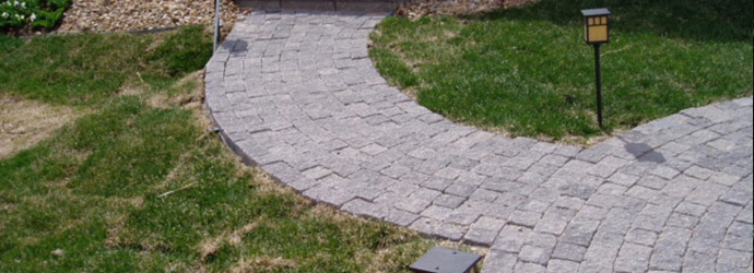 hardscape walkways denver