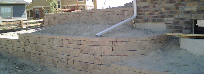retaining walls denver