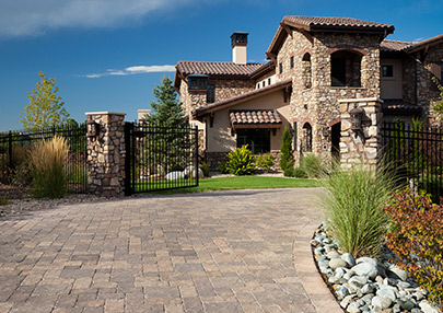 why use denver permeable pavers